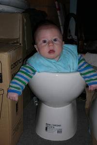 When to start toddler toilet training
