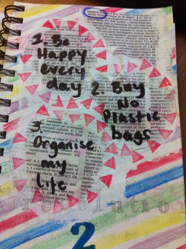 JAn 2 Art Journal