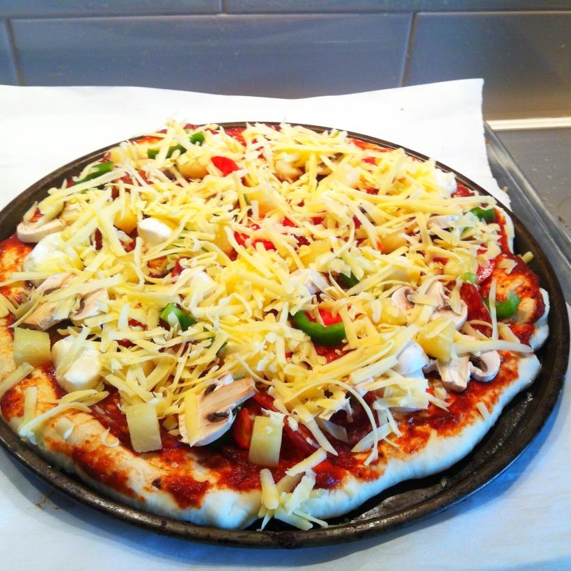 Pizza Nearly Ready