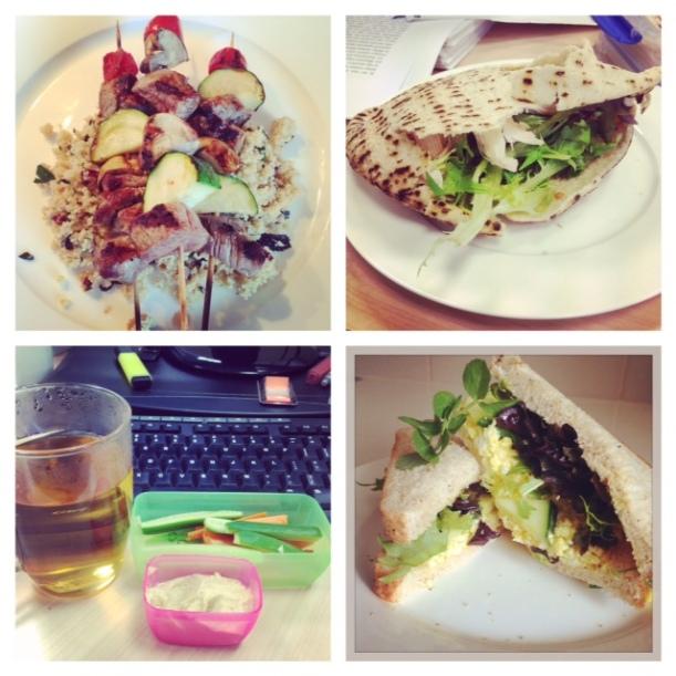 Food Diary 12wbt
